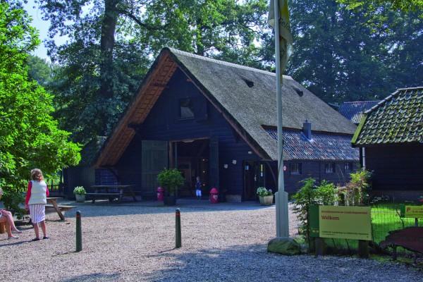 Staverden bezoekerscentrum Foto via GLK