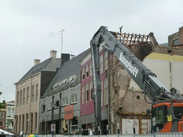 Melkmarkt Zwolle Foto: Marcel Overbeek via Heemschut