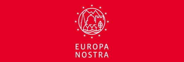 Europa Nostra logo Foto: Europa Nostra