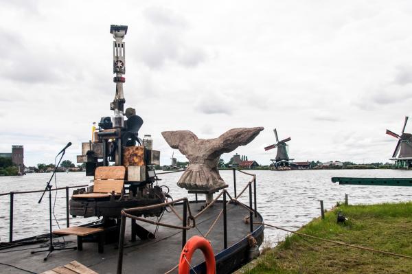 Zaanse Verhalenbank Festival Industrie Cultuur Foto: Hans Geuzebroek