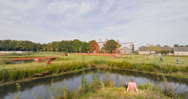 Park Moerenburg, Tilburg Foto: MTD Landschapsarchitecten