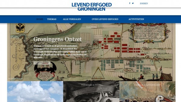 Levend Erfgoed Groningen