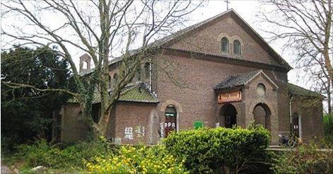 Sacramentskerk, Amsterdam Foto: Heemschut