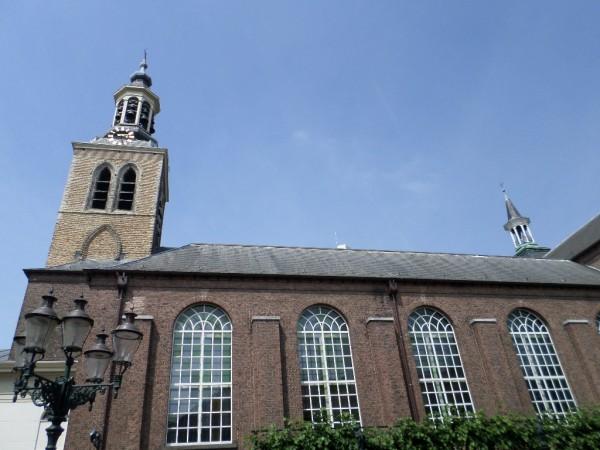 St. Janskerk in Roosendaal foto: Evangelis via Wikimedia Commons