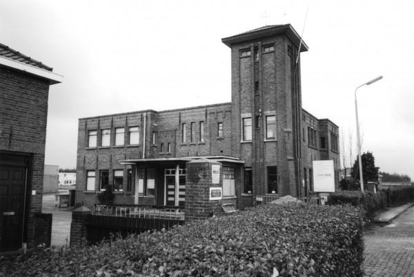 Kantoor VELO wasmachinefabriek Foto: onbekend via basromeijnfilms.blogspot.nl