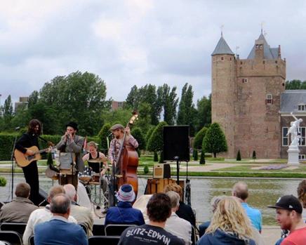 Kasteel Assumburg in Heemskerk Foto via cultuurcompagnie