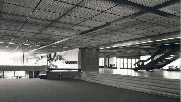 Calouste Gulbenkian Foundation, Lissabon Foto: Mario de Oliveira via docomomo.nl