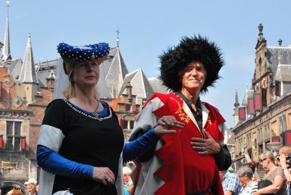gebroeders van Limburg Festival edelen