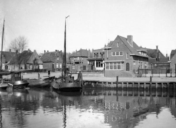 Voormalige Havenmeesterswoning, Urk Foto via Stichting Erfgoed Urk