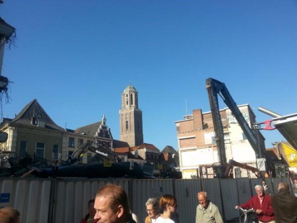 Sloop Tijlpanden, Zwolle Foto via monumentje!