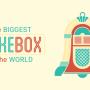 Domtoren wordt grootste jukebox ter wereld