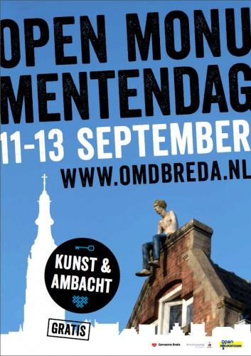 Open Monumentendag Breda