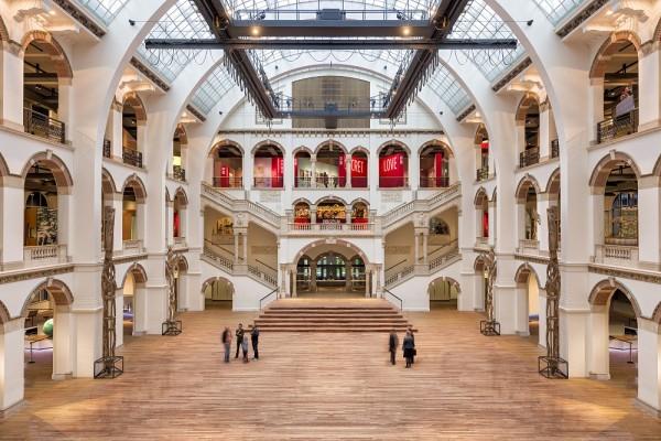 Tropenmuseum Amsterdam Foto: Rob van Esch via architectenweb