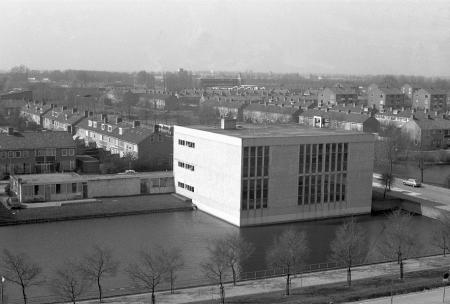De Hoeksteen, Uithoorn Foto: Peter Schat (Stichting Oud Uithoorn/ De Kwakel) via Oneindig Noord Holland