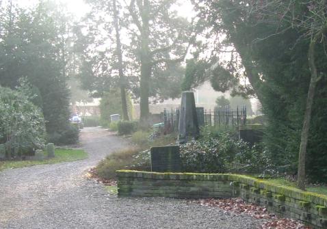 Begraafplaats Dinxperlo Foto via Heemschut
