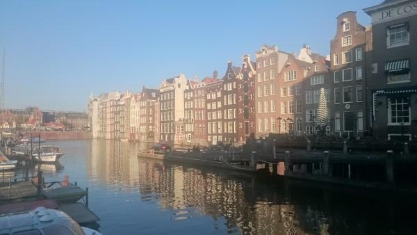 Binnenstad Amsterdam Foto: Sebas Baggelaar