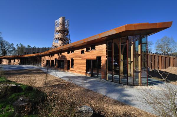 Duurzaamheidscentrum Assen Foto: Boris Zeisser 24H via De Architect