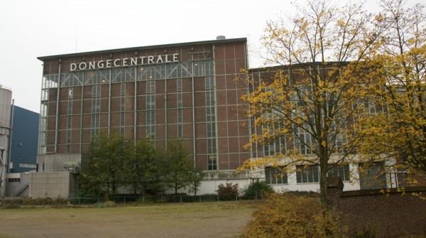 Geertruidenberg, Dongcentrale. Foto: Otter