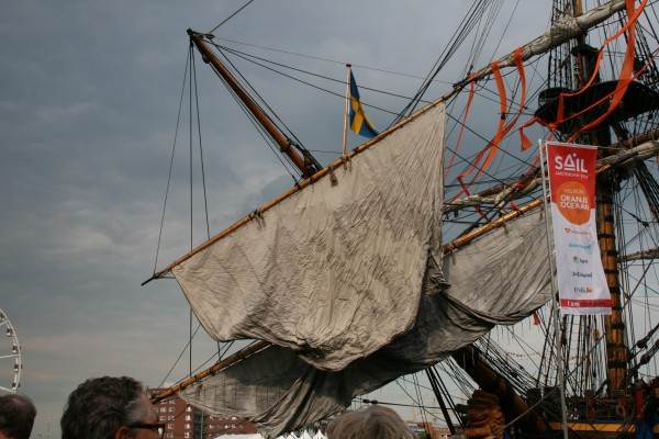 Sail 2015 Foto: Sebas Baggelaar