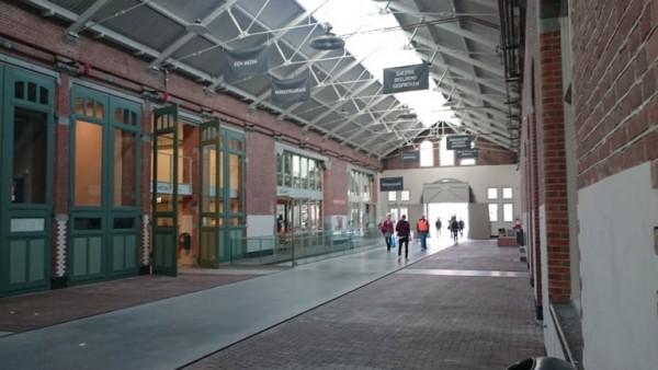 Markthallen, Amsterdam Foto: Sebas Baggelaar