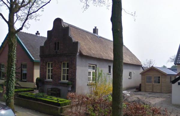 Wethouder Arntzstraat, Millingen Foto: Google Maps