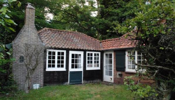 Atelier Piet Mondriaan, Blaricum Foto: Dooyewaard Stichting