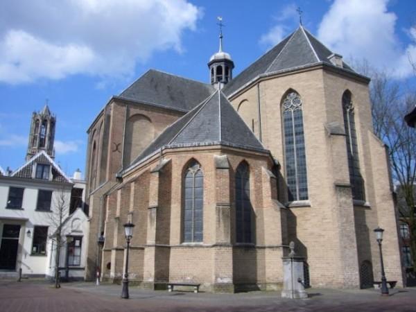 Pieterskerk, Utrecht. Foto: Pepijntje