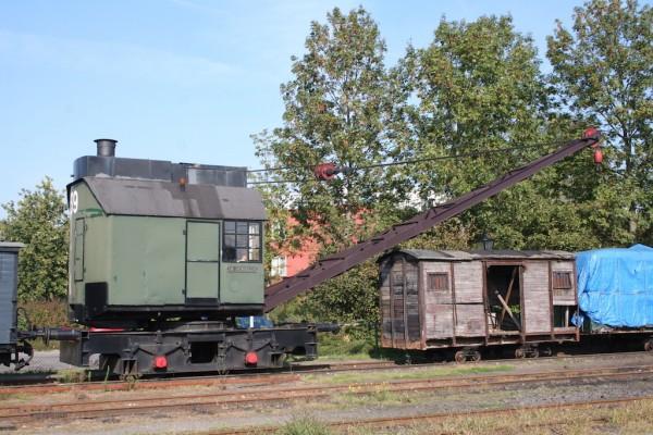 Stoomkraan SHM 39, vergelijkbaar met de kraan uit het artikel Foto: Erik Swierstra
