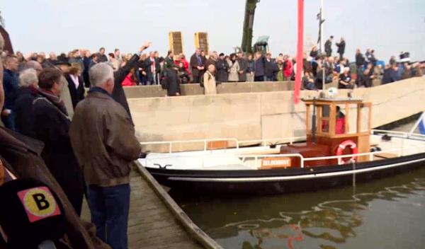 Voetveer Zeldenrust Foto: Omroep Brabant
