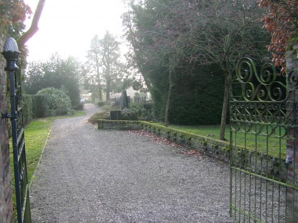 Ingang algemene begraafplaats Dinxperlo Foto via Heemschut