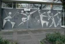 Wandkunst Vroomshoop Foto: RCE via helpwandkunstopsporen.nl