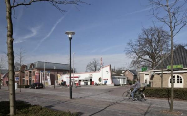Tankstation De brug, Foto: RCE via cultureelerfgoed.nl