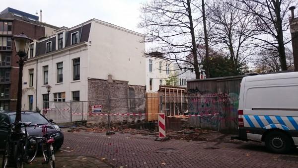 Plantage Muidergracht, huidige situatie Foto: Sebas Baggelaar