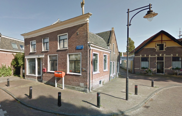 Herberg Het Dubbeld Ancker, Heemstede Foto: Google Maps