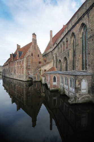Sint-Janshospitaal, Brugge Foto: Musea Brugge