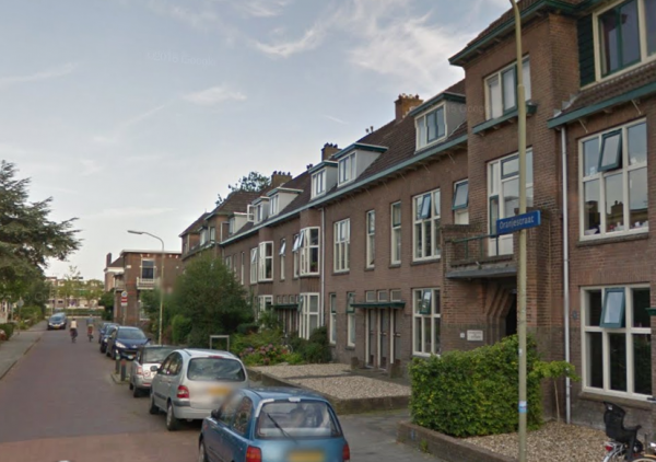 Oranjestraat, Assen Foto: Google Maps