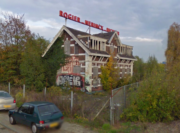 RNR-gebouw, Bergen op Zoom Foto: Google Maps