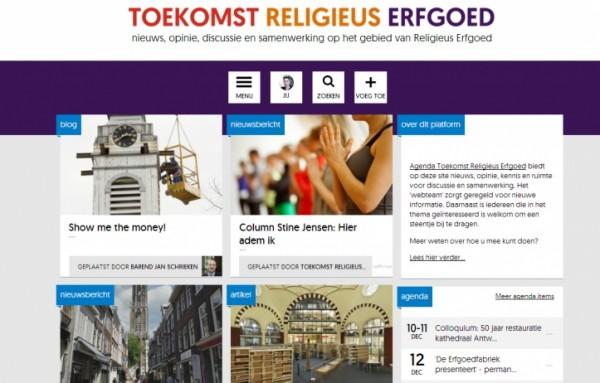 Platform Toekomst Religieus Erfgoed