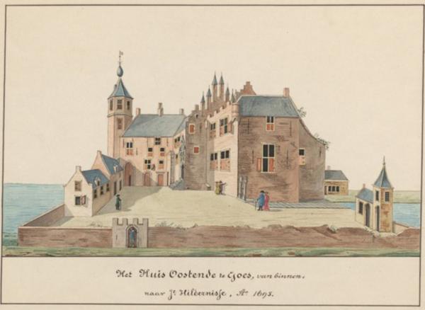 Slot Oostende, Goes
