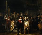 Nachtwacht Rembrandt Rijksmuseum