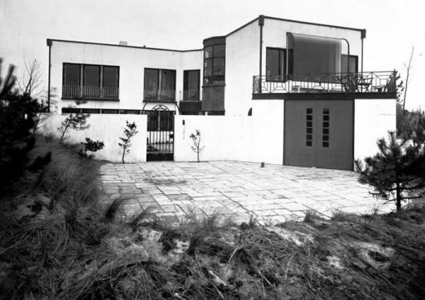 Villa De Pasch, Wassenaar Foto: onbekend via NAi
