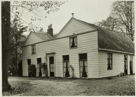 Juffershuis, Landgoed Leyduin Foto: Landschap Noord-Holland/ Oneindig Noord-Holland