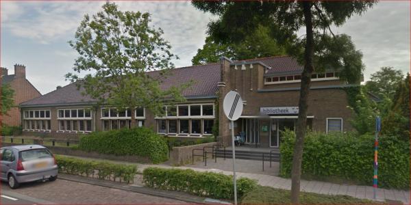Bibliotheek, Voorschoten Foto: Google Maps