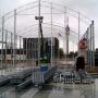 Bouw conserveringsstation IJsselkogge bereikt hoogste punt