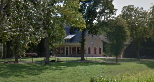 Hazeldonkse Zandweg,Zevenbergen Foto: Google Maps