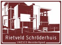 ANWB bord Rietveld Schröderhuis Foto: RCE