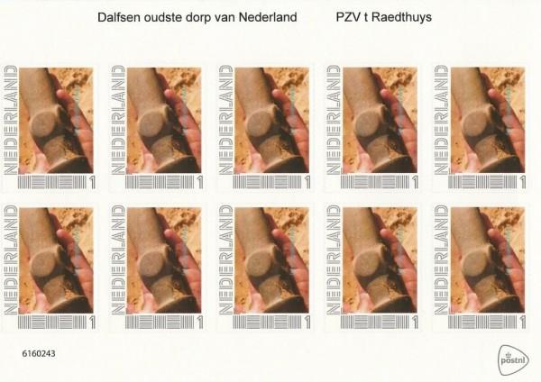 Postzegels Dalfsen Foto via dedalfsermarskramer.nl