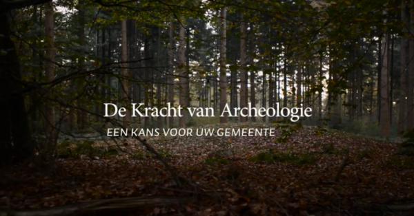 De kracht van Archeologie