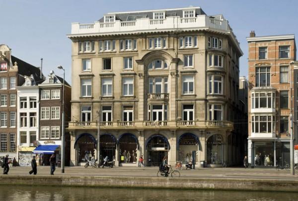 Maison de Bonneterie Foto: Amsterdamse Binnenstad
