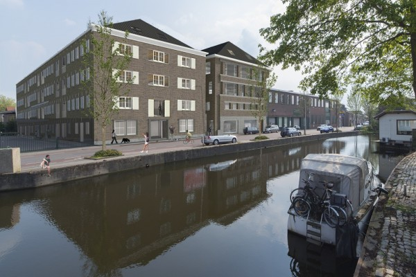 Kaaspakhuis De Producent, Gouda Foto: mei architects and planners via architectenweb